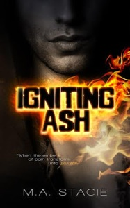 featurefridayIgniting Ash FRONT COVER