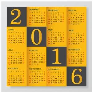 2016calendar