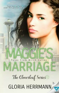 Maggie's Marriage Cover