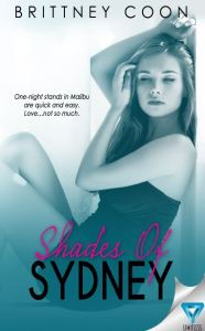 Shades of Sydney main cover