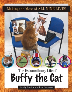 Buffy the Cat COVER