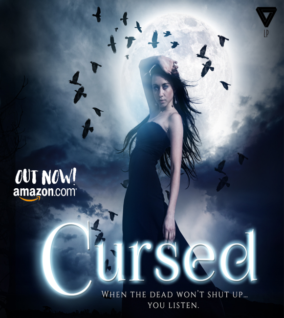 New Release: Cursed By Nykki Mills