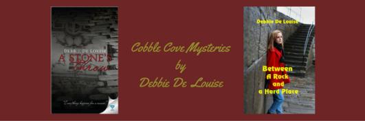 cobble-cove-mysteriesbydebbie-de-louise