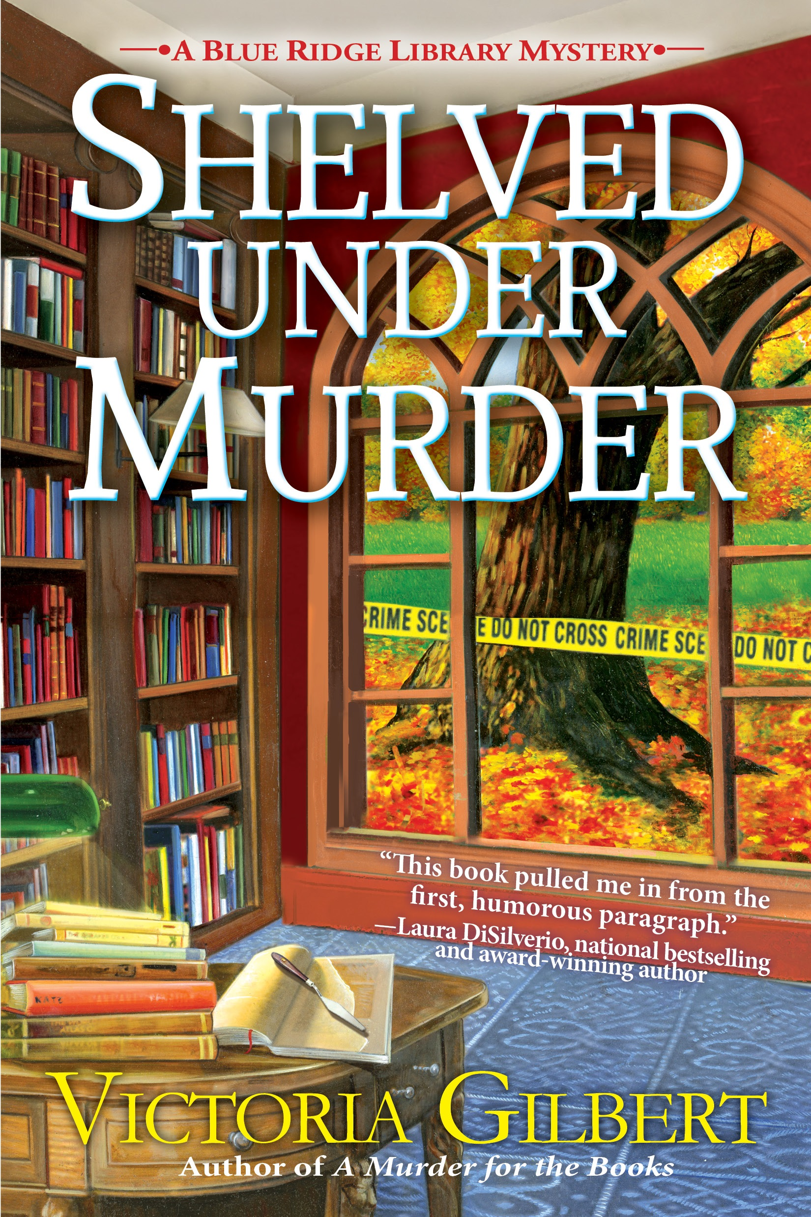 Cozy mystery ruff drafts book two shelved under murder was published in hardback and ebook by crooked lane along with the audiobook from tantor on july 10th fandeluxe Images